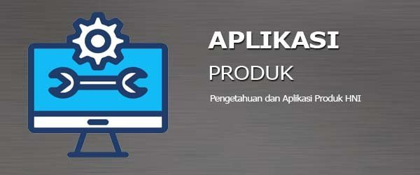 Aplikasi Produk HNI