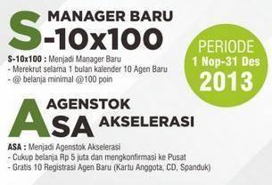 Agen  Stok Akselerasi  (ASA) Promo Stokis HPA Indonesia