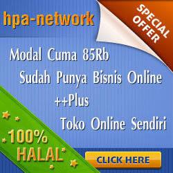 Banner Web Untuk Promosi HPA-network.com