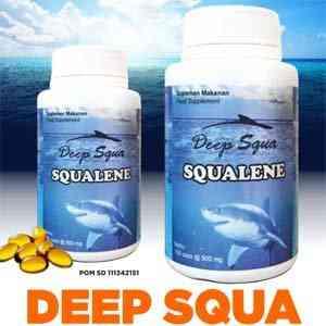 Produk Deep Squa Siap Edar