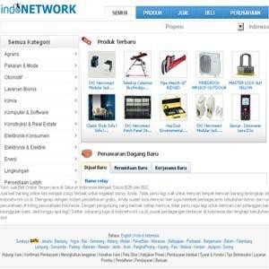 Jual Produk di Indonetwork