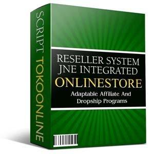 Toko Online System Reseller