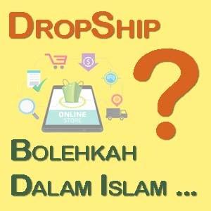 Halal Haram Bisnis Dropship
