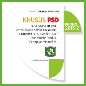 Promo Jadi PSD