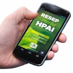 Download Aplikasi Resep Herba HPAI