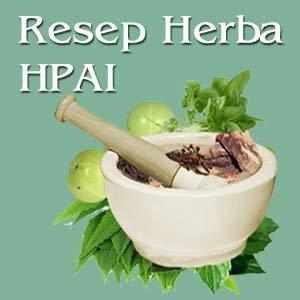 Pengobatan Kista dengan Resep Herba HPAI