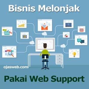 Web Support Agen HNI