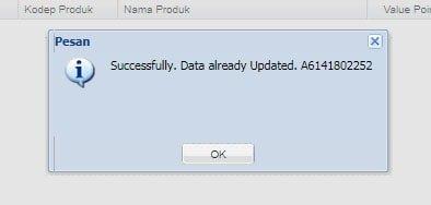 Edit Data HSIS-12