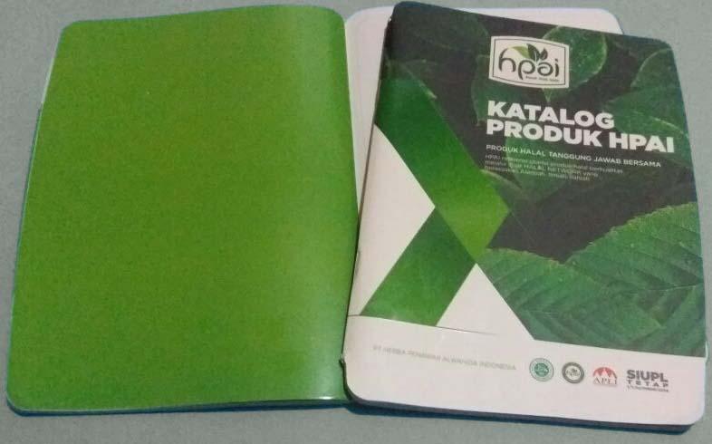Buku Katalog