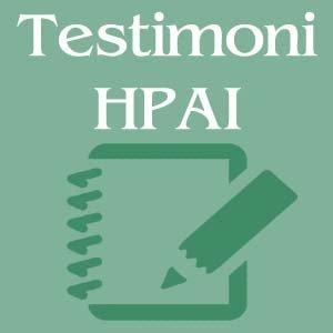 Testimoni terbaru HPAI