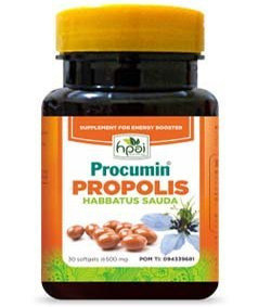 Procumin Propolis HPA Indonesia