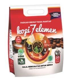 Produk HNI HPA Indonesia Kopi Tujuh Elemen