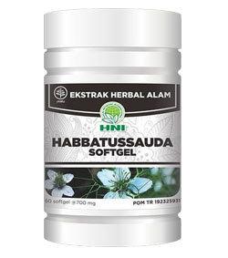 Habbatus Sauda Softgel