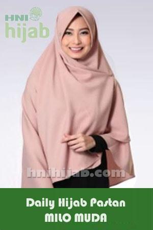 Hijab Daily Pastan Milo Muda