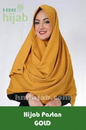Hijab Pastan Gold