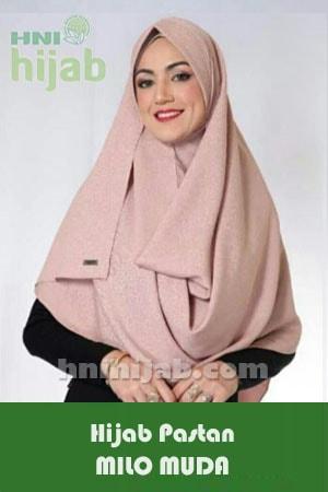 Hijab Pastan Milo Muda