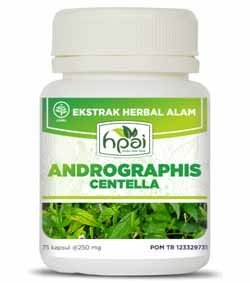 Produk HNI HPA Indonesia Andrographis Centella