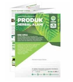 Produk HNI HPA Indonesia Brosur Produk