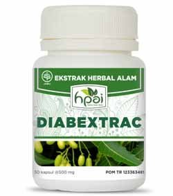 Beli Diabextrac Obat Diabetes