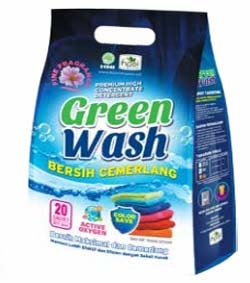 Produk HNI HPA Indonesia Green Wash Detergent
