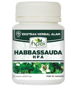 Produk HNI HPA Indonesia Habbassauda Kapsul