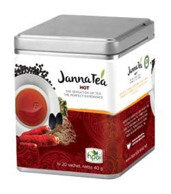 Produk HNI HPA Indonesia Janna Tea Hot