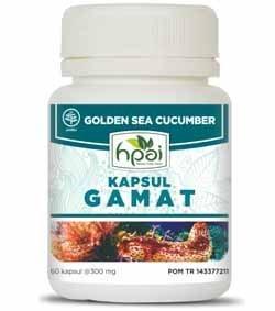 Detil Kapsul Gamat