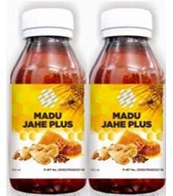 Madu Jahe Plus
