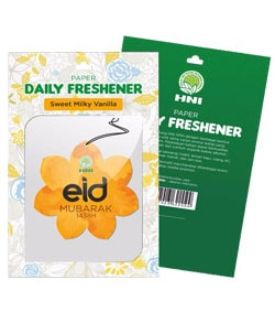 Paper Daily Freshener HPA Indonesia