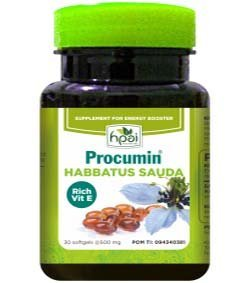 Produk HPA Indonesia Procumin Habbatus Sauda