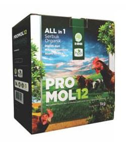 Dosis Aturan Pakai Promol12 HPAI