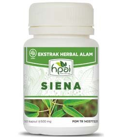 Produk HNI HPA Indonesia Siena