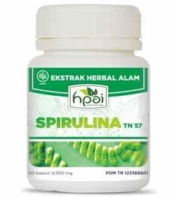 Detil Spirulina