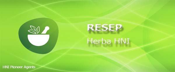 Resep Herba HNI HPAI